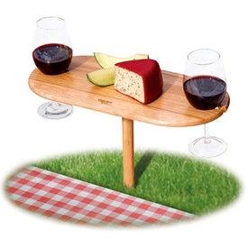 Logo Beach Wine Table