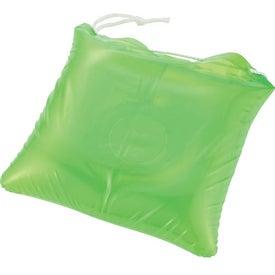 Beach Bum Pillow & Bag Printed with Your Logo