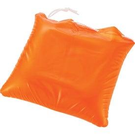 Beach Bum Pillow & Bag for Advertising
