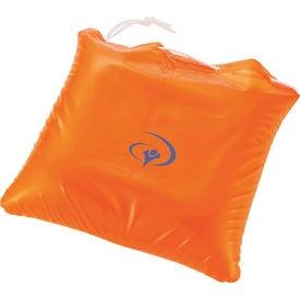 Beach Bum Pillow & Bag for Marketing