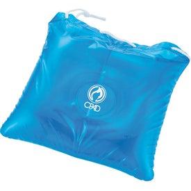 Promotional Beach Bum Pillow & Bag