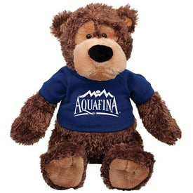 Plush Bear Hugo