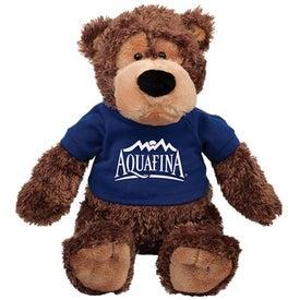 Plush Bear Hugo