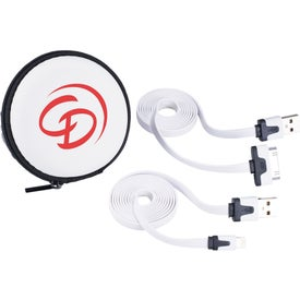 Beetle Charging Cables with Case Giveaways