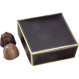 Beloved Truffles in Ballotin Box Branded with Your Logo