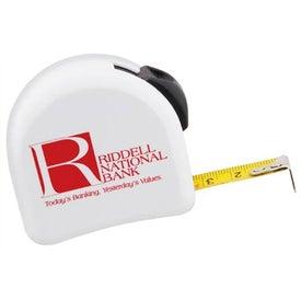 Company Belt Clip - 10 Ft. Tape Measure