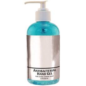 Advertising Beluga Anti Bacterial Hand Gel