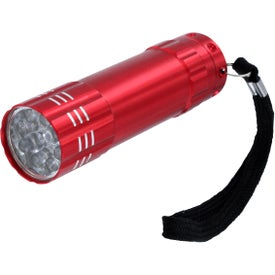 Beveled Metal Flashlight for Your Church