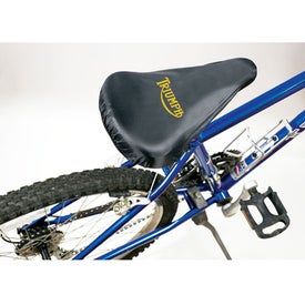 Branded Bicycle Seat Cover
