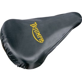 Advertising Bicycle Seat Cover
