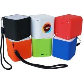 Big Block Bluetooth Speaker