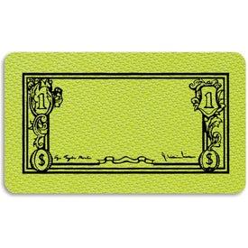Custom Dollar Bill Jar Opener