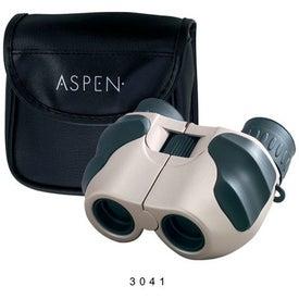 Binolux Compact Zoom Binocular for Advertising