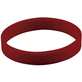 Blank Wristband with Your Slogan
