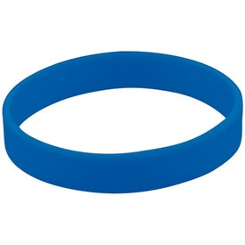Blank Wristband Printed with Your Logo