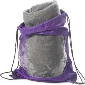 Blanket-Bag Combo for your School