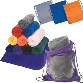 Blanket-Bag Combo for Your Company