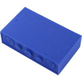 Monogrammed Blasting Brick Speaker