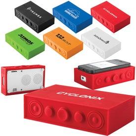 Blasting Brick Speaker for your School