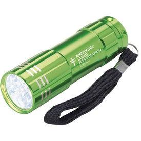 Blaze 9-LED Flashlite for Advertising