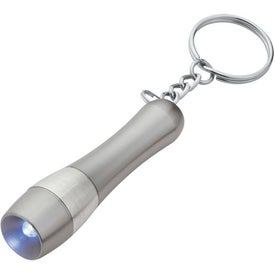 Personalized Blaze Aluminum LED Light