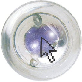 Blinking Ball with Two Blue LEDs