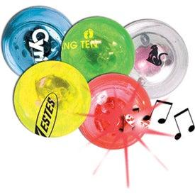 Blinking Multi-Sound Balls Giveaways