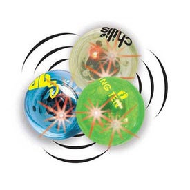 Clear Blinking Sound Balls