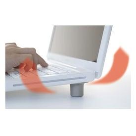 Advertising BlueLounge Laptop Cooling Feet