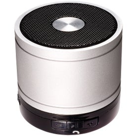 Company Bluetooth Cylinder Mini Speaker