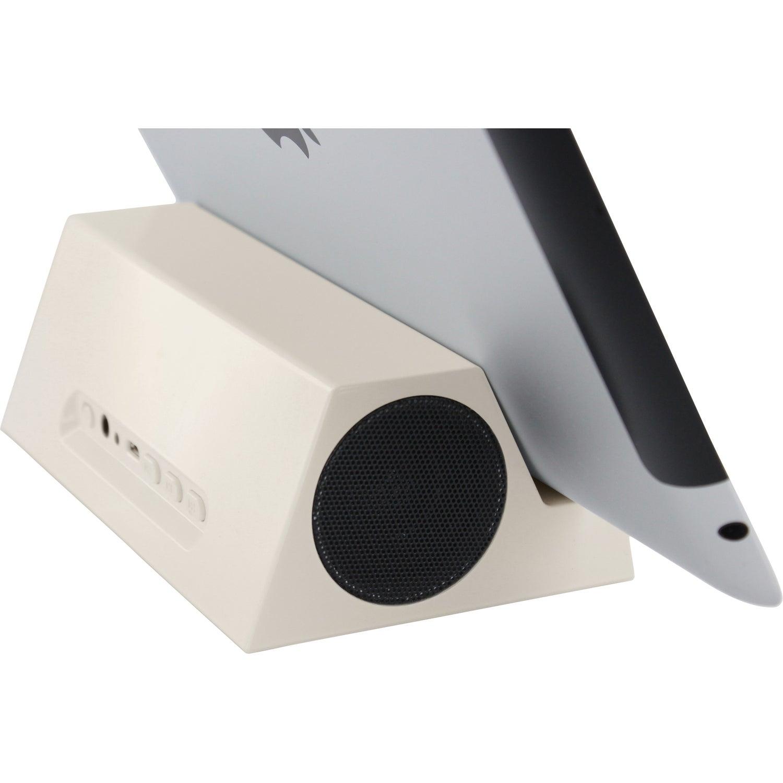 bluetooth speaker and phone tablet stand trade show giveaways. Black Bedroom Furniture Sets. Home Design Ideas