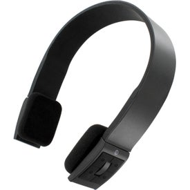 Bluetooth Vibe Stereo Headset Branded with Your Logo