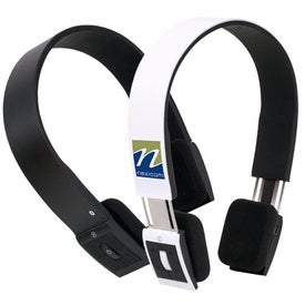 Bluetooth Vibe Stereo Headset for Your Company