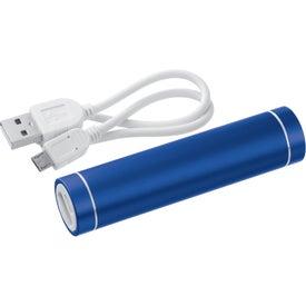Bolt Aluminum Power Bank for your School