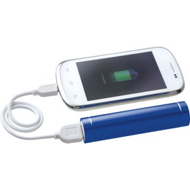 Bolt Aluminum Power Bank for Your Church