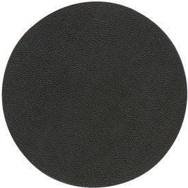 Logo Bonded Leather Coaster