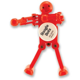 Boogie Bot (Red)