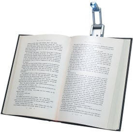 Imprinted Book Light