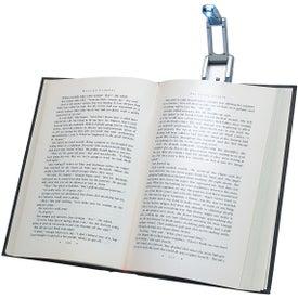 Imprinted Book Light