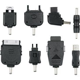 Boost Electronics Travel Charger with Your Logo
