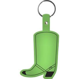 Logo Boot Key Tag