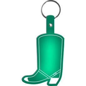 Boot Key Tag for Your Organization