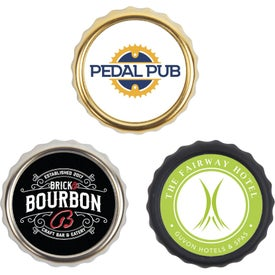 Bottle Cap Lapel Pins