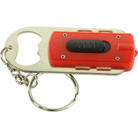 Bottle Opener Key Light for Customization