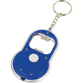 Bottle Opener Keylight Branded with Your Logo