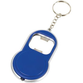 Printed Bottle Opener Keylight