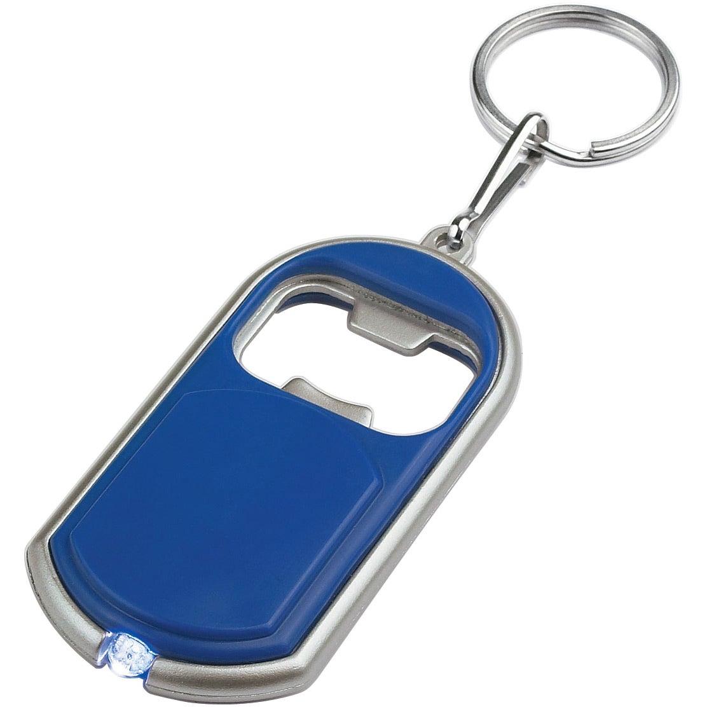 bottle opener key chain with led light trade show giveaways. Black Bedroom Furniture Sets. Home Design Ideas