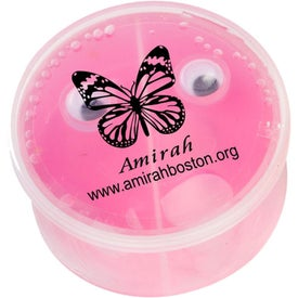 Imprinted Bouncing Putty