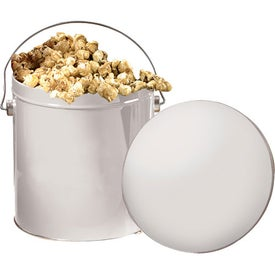 Bounty Tin (1 Gal., Caramel Popcorn, Full Color Lid)