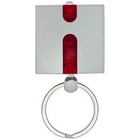Company Boxy Light Keychain